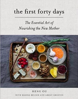 The First Forty Days        by Heng Ou with Amely Greeven & Marisa Belger