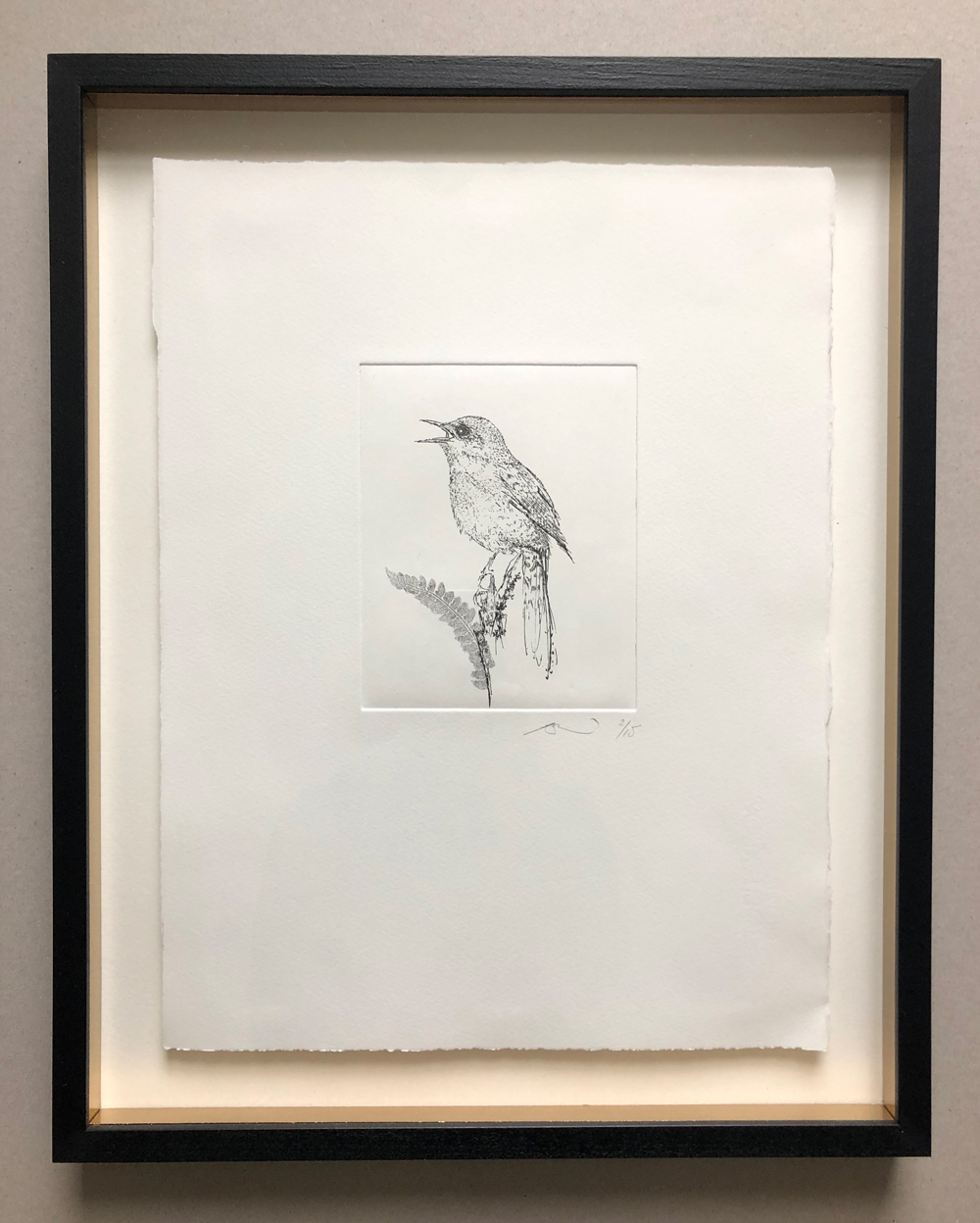 Wren---Handmade-Etching-in-Black-frame-with-gold-fillets-46cm-x-37cm---framed-.jpg