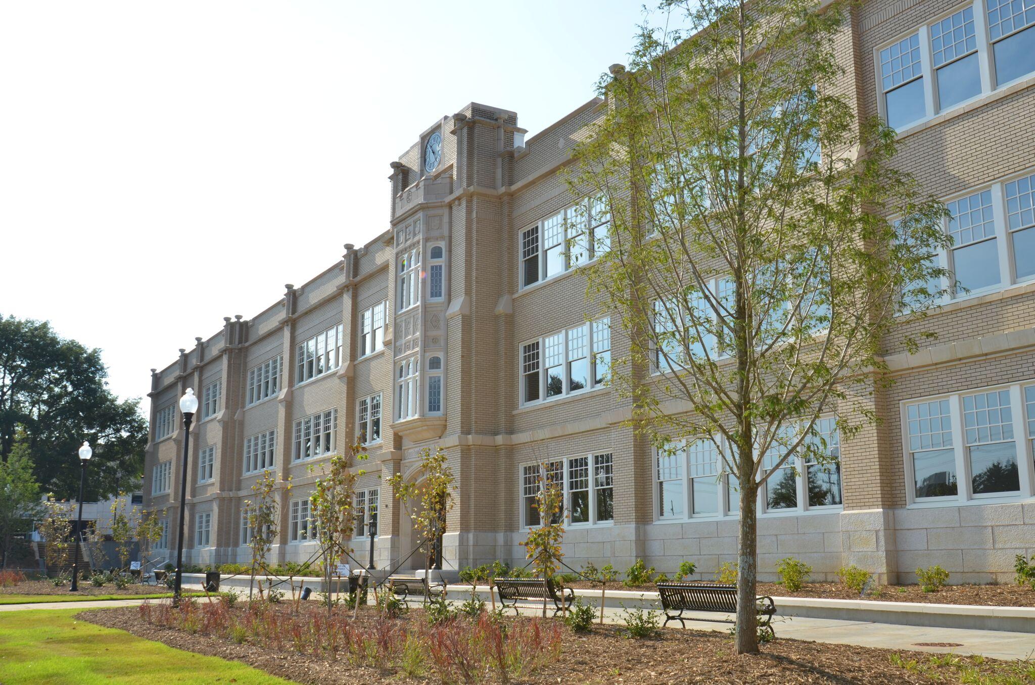 Spartanburg Community College Downtown Campus Renovation (Historic Building)