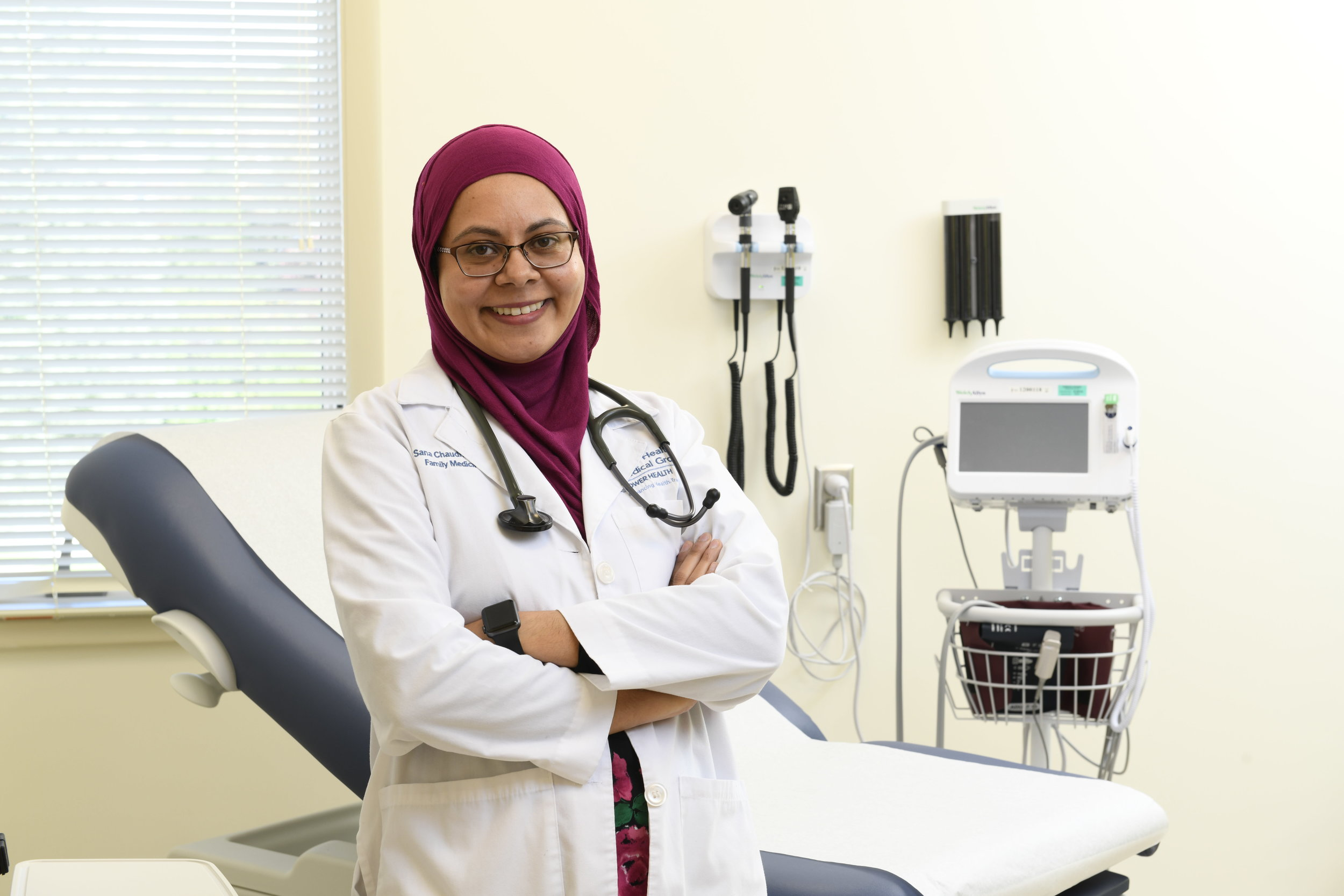 ASK ME HOWTOWER HEALTH PROVIDES A WORK LIFE BALANCE APPROACH TO THEIR PHYSICIANS - - Sana Chaudhry, MD