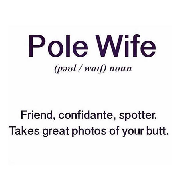 Tag your Pole Wife ❤️💋 #teasedanceandfitness