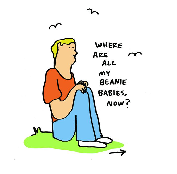 Beanie Babies - Comic Short