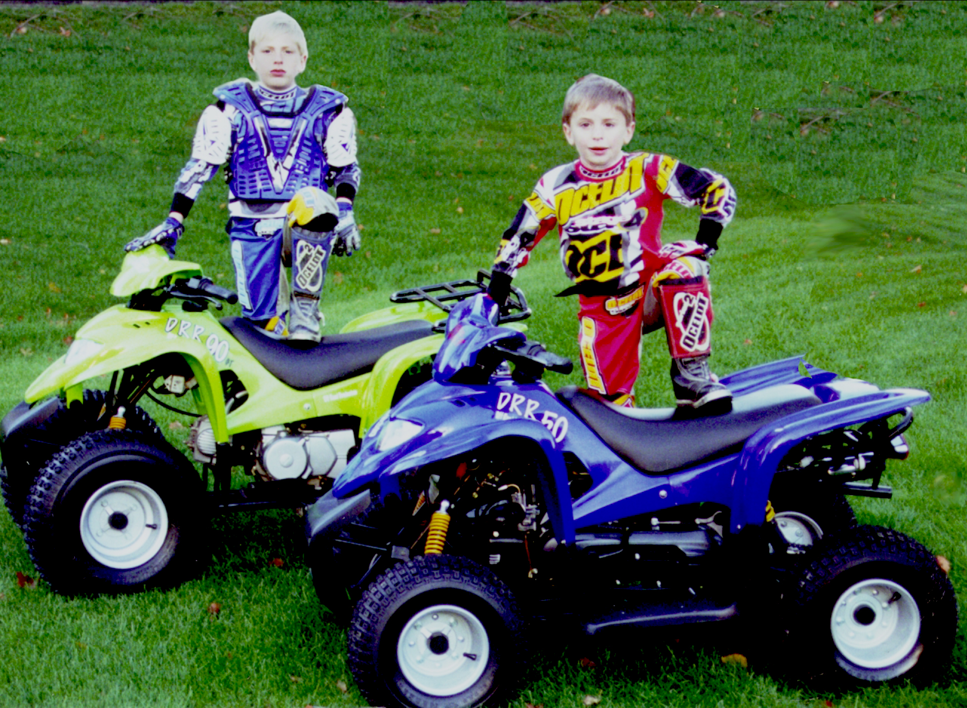 Nick and Alex Decuzzi 2002 4-Wheel ATV Action Magazine.jpg