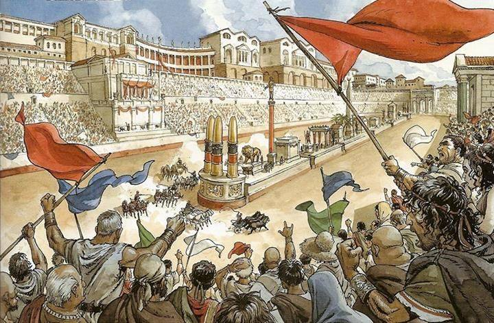 Blog: Circus Maximus -