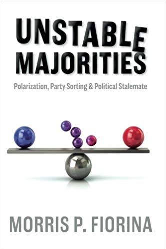 Unstable Majorities: Polarization, Party Sorting & Political Stalemate
