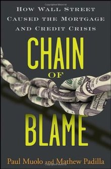 Chain of Blame