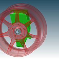 Custom Uprights CAD