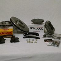 Custom Brake Kit