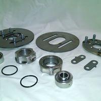Custom Suspension Parts