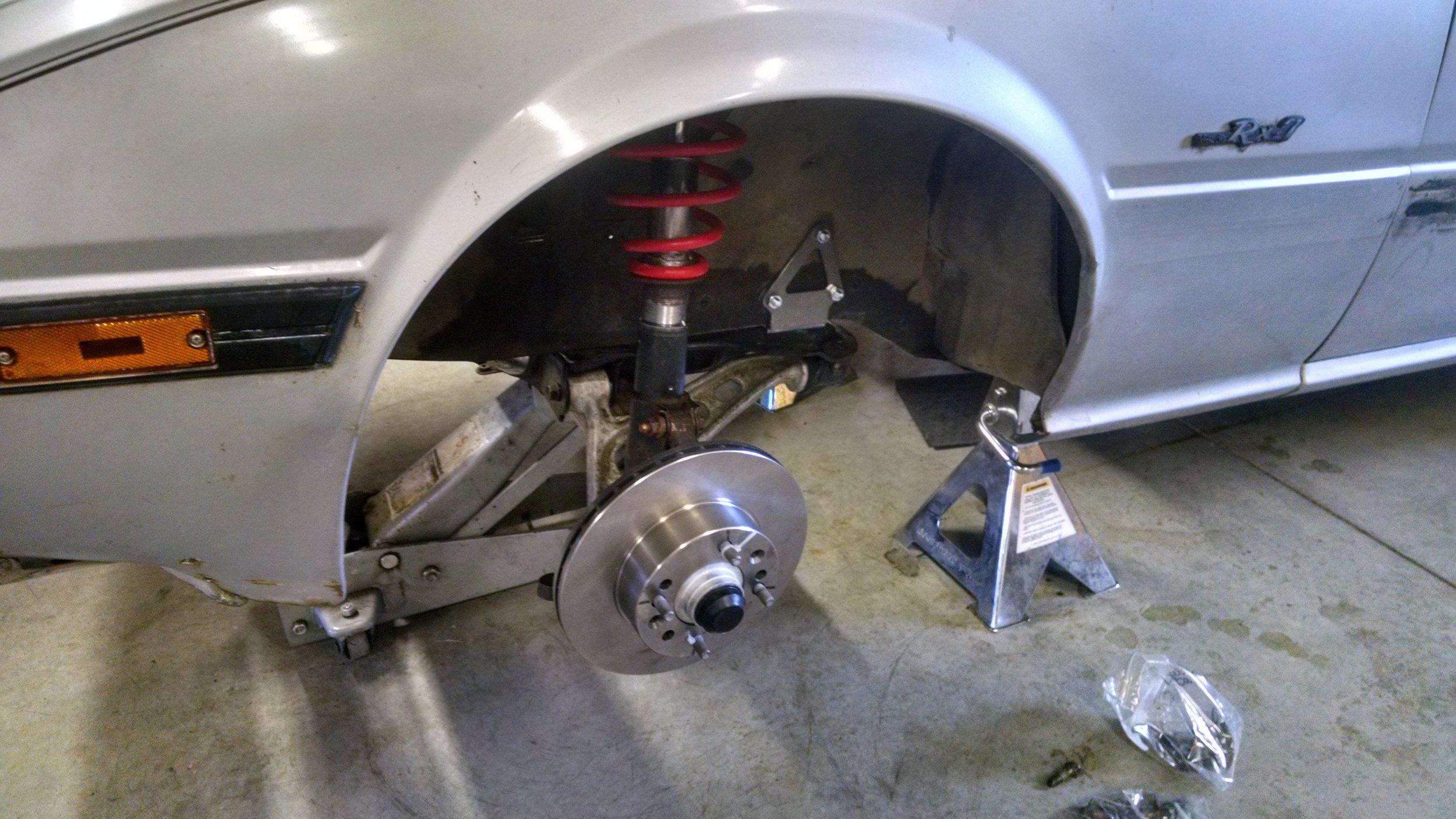 RX7-8 Suspension Mount