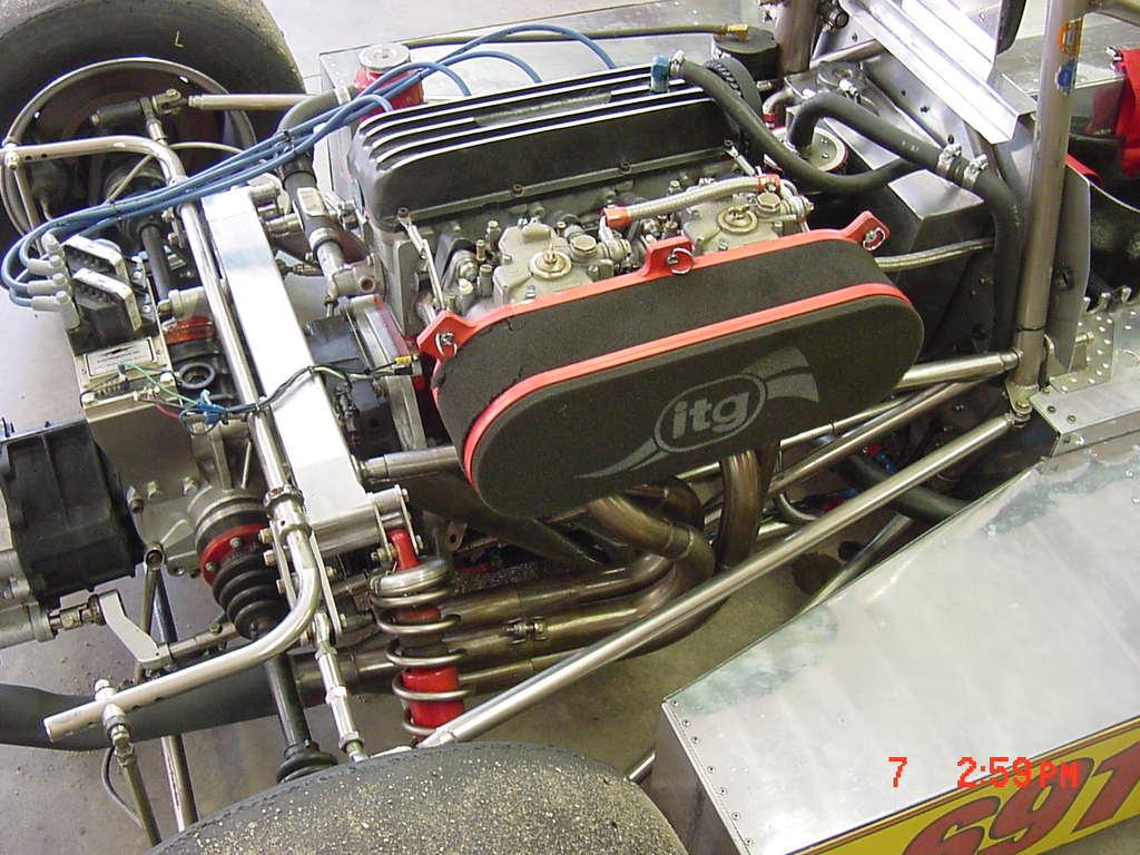 Formula Cars