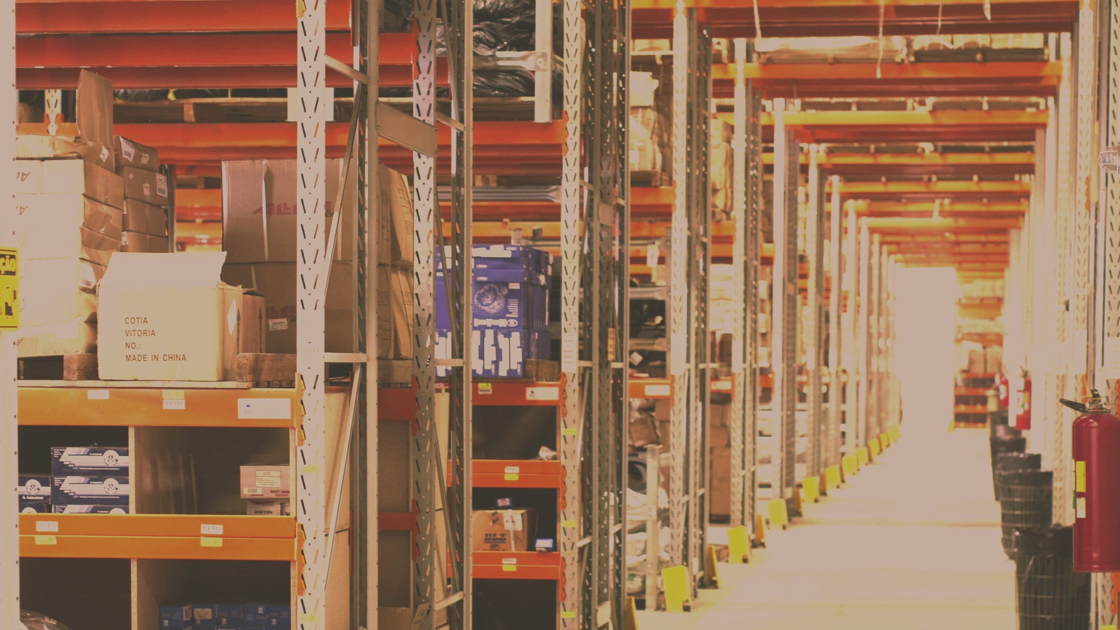 Warehouse and order fulfillment -