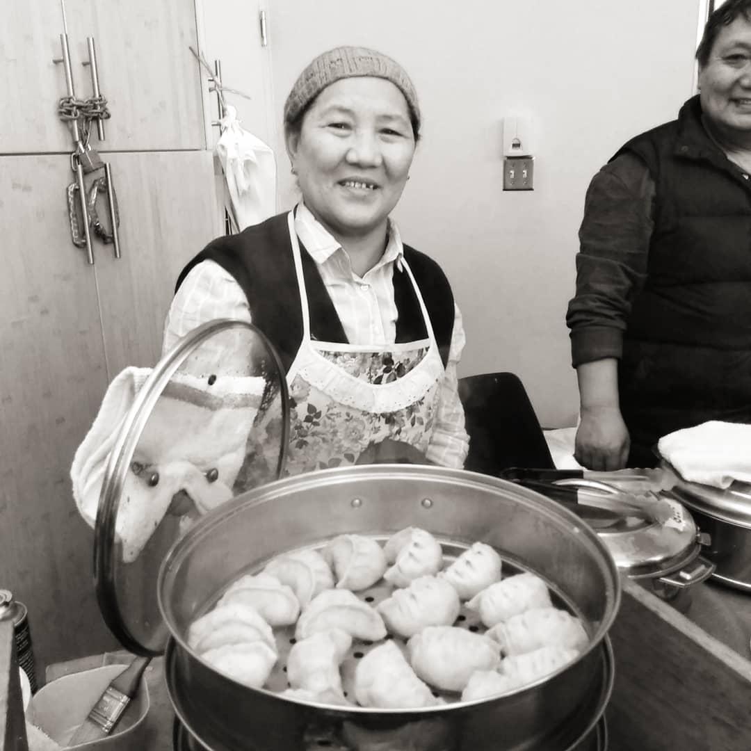 Sonam's Momos  prepares handmade meat and vegetarian Momos.
