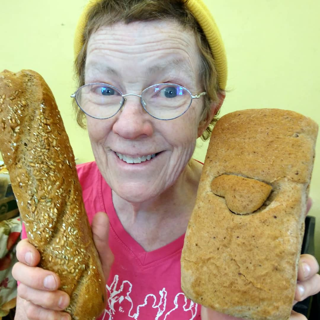 Alli's Baking  creates a bountiful array of savoury and sweet baked goods.