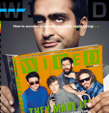 "The Making of ""Silicon Valley"" (Wired)"