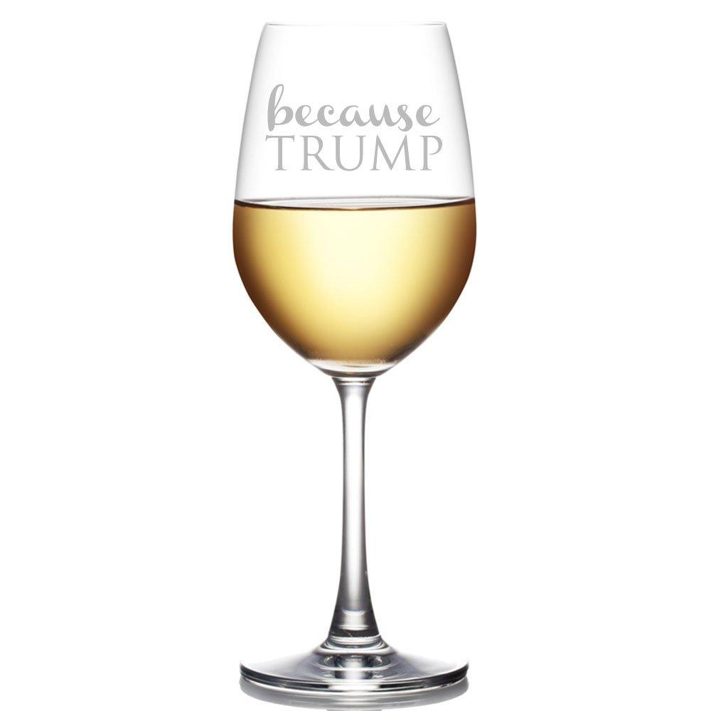 18 oz Wine Glass - $24.99