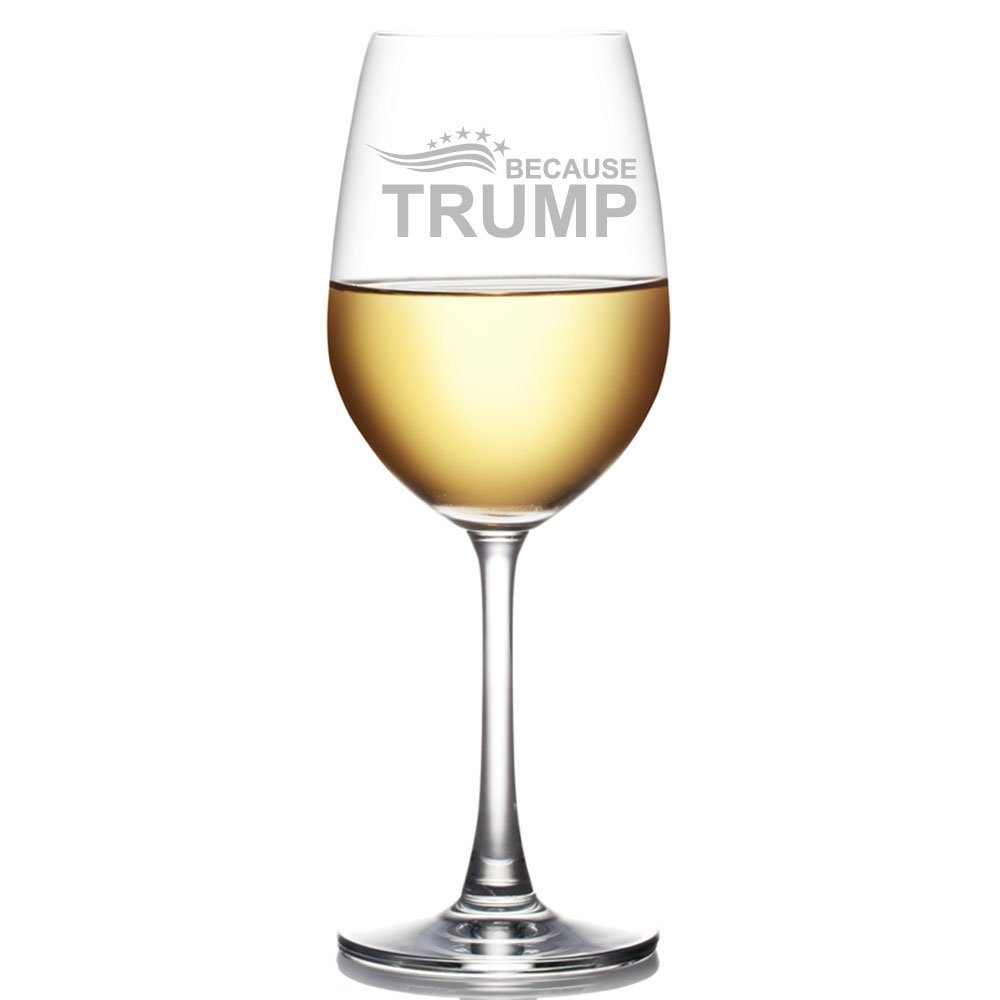 18 oz Wine Glass - $24.99