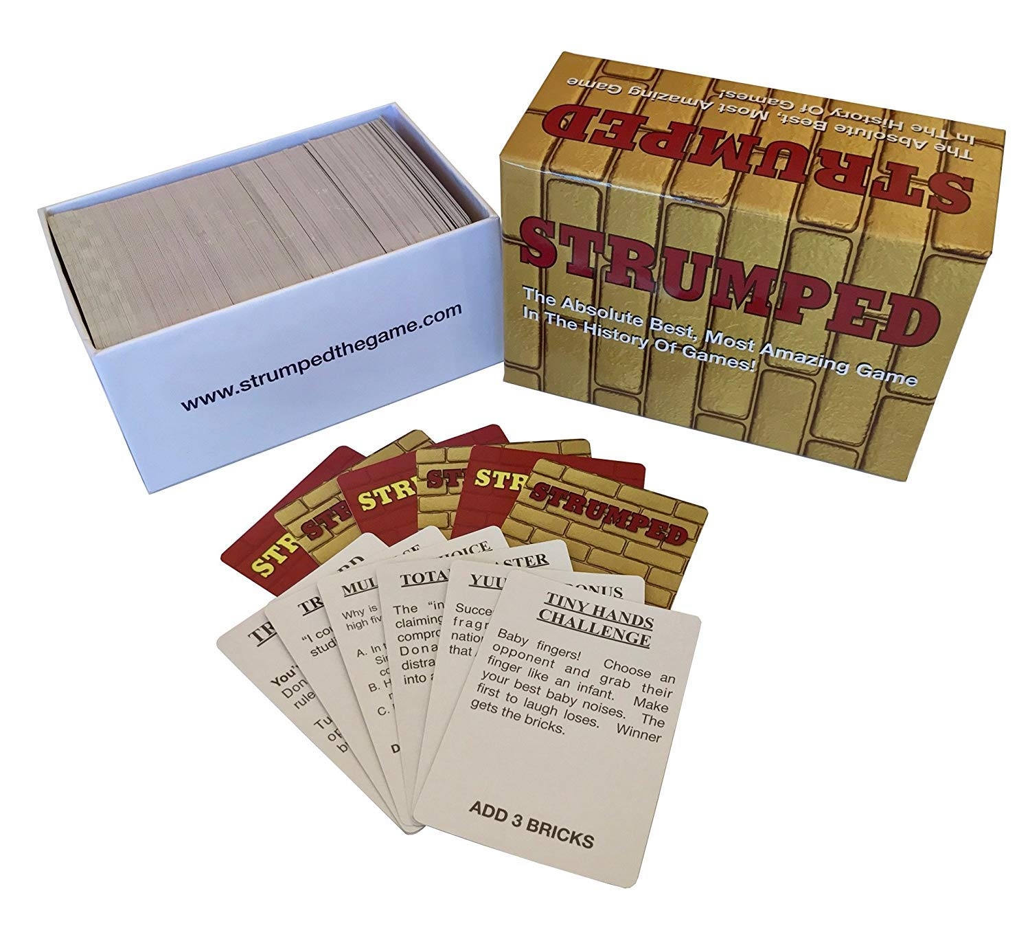 Strumped Hilarious Cards - $19.99