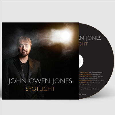 SIGNED COPIES OF SPOTLIGHT ARE AVAILABLE NOW - << CLICK THE PICTURE FOR MORE INFO