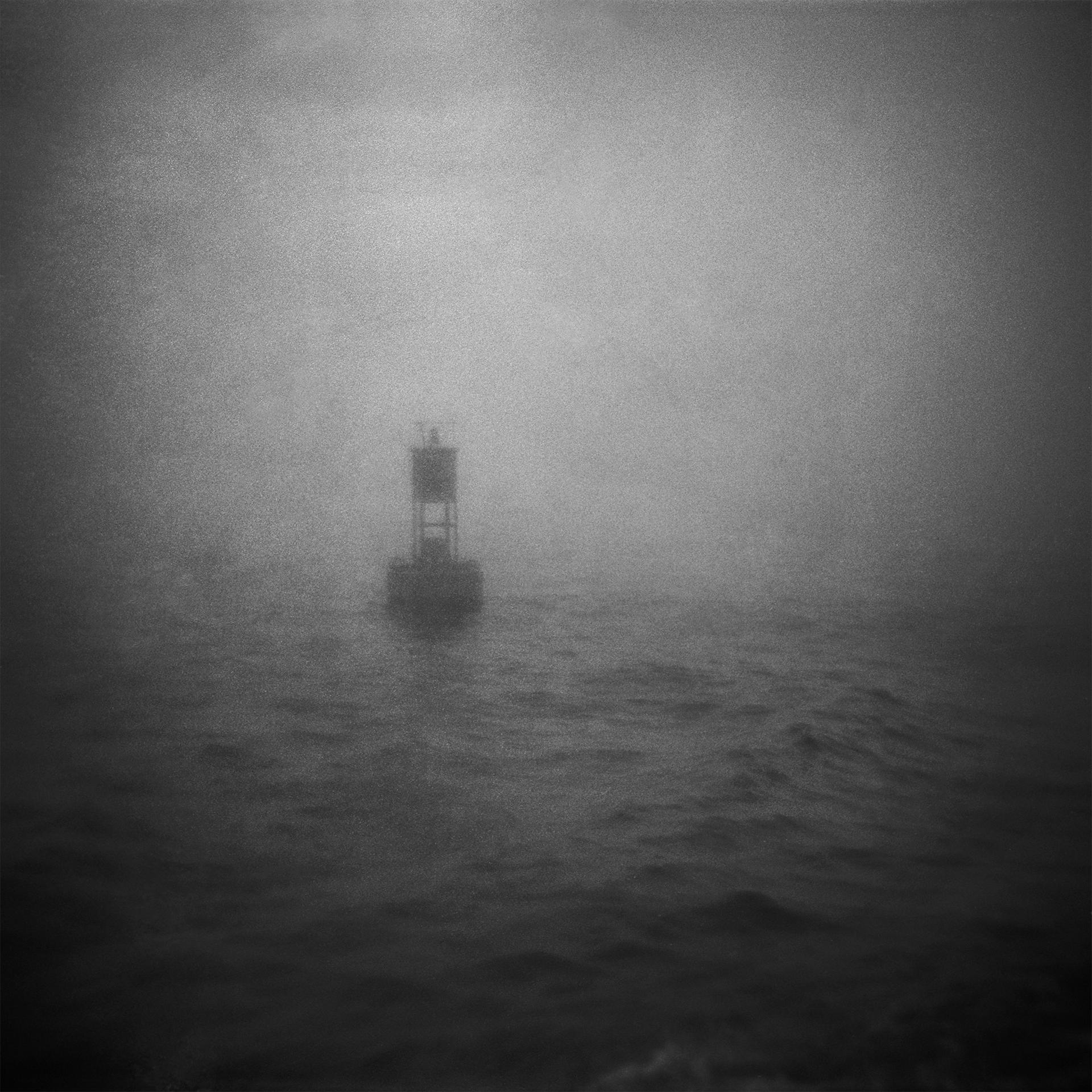 Untitled (buoy in fog), 2010