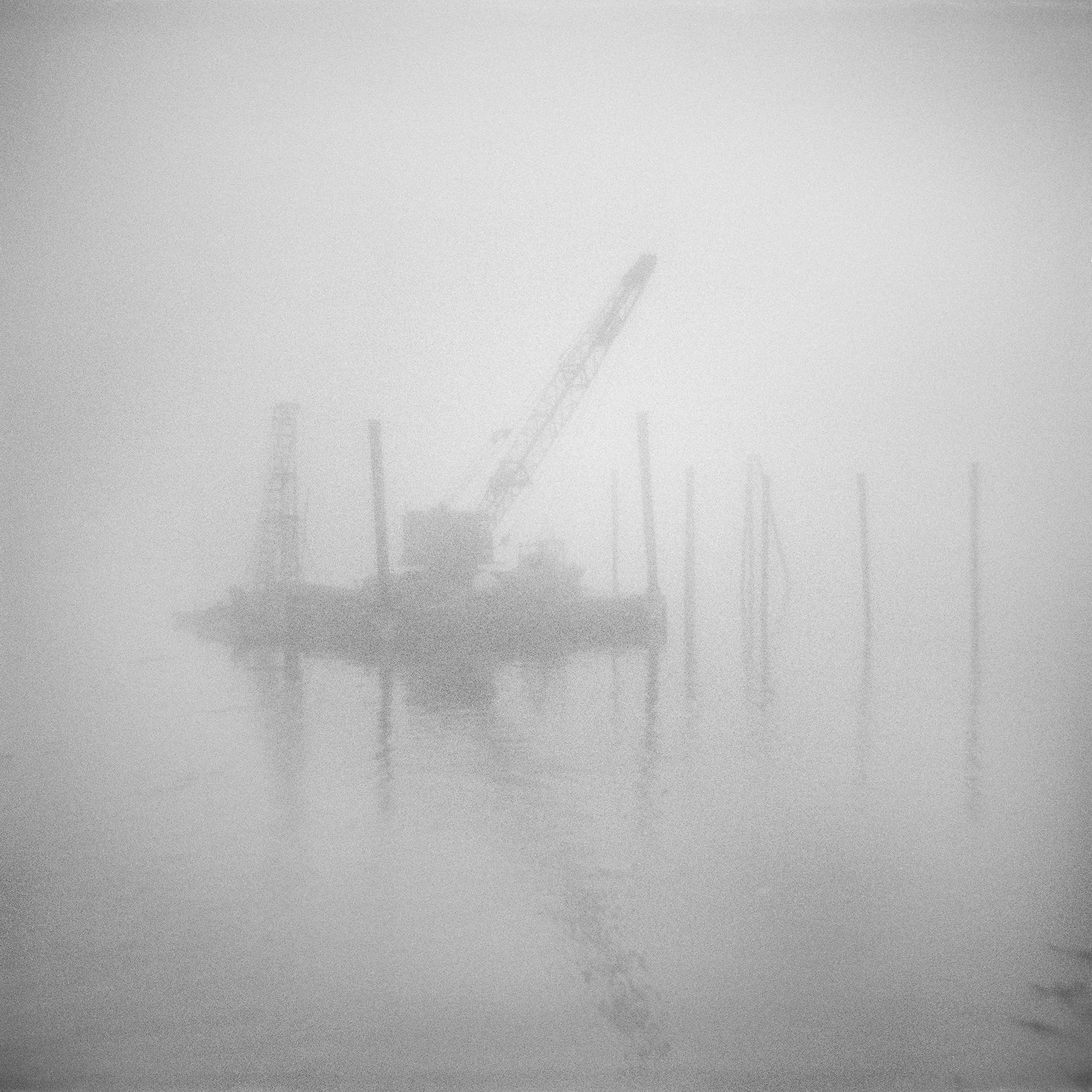 Untitled (harbor crane), 2014