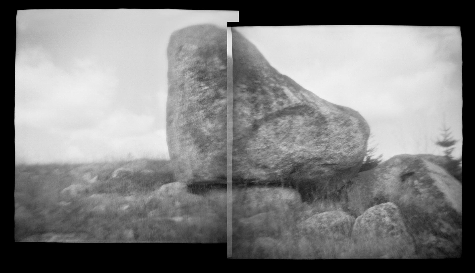 Untitled (boulder), 2011