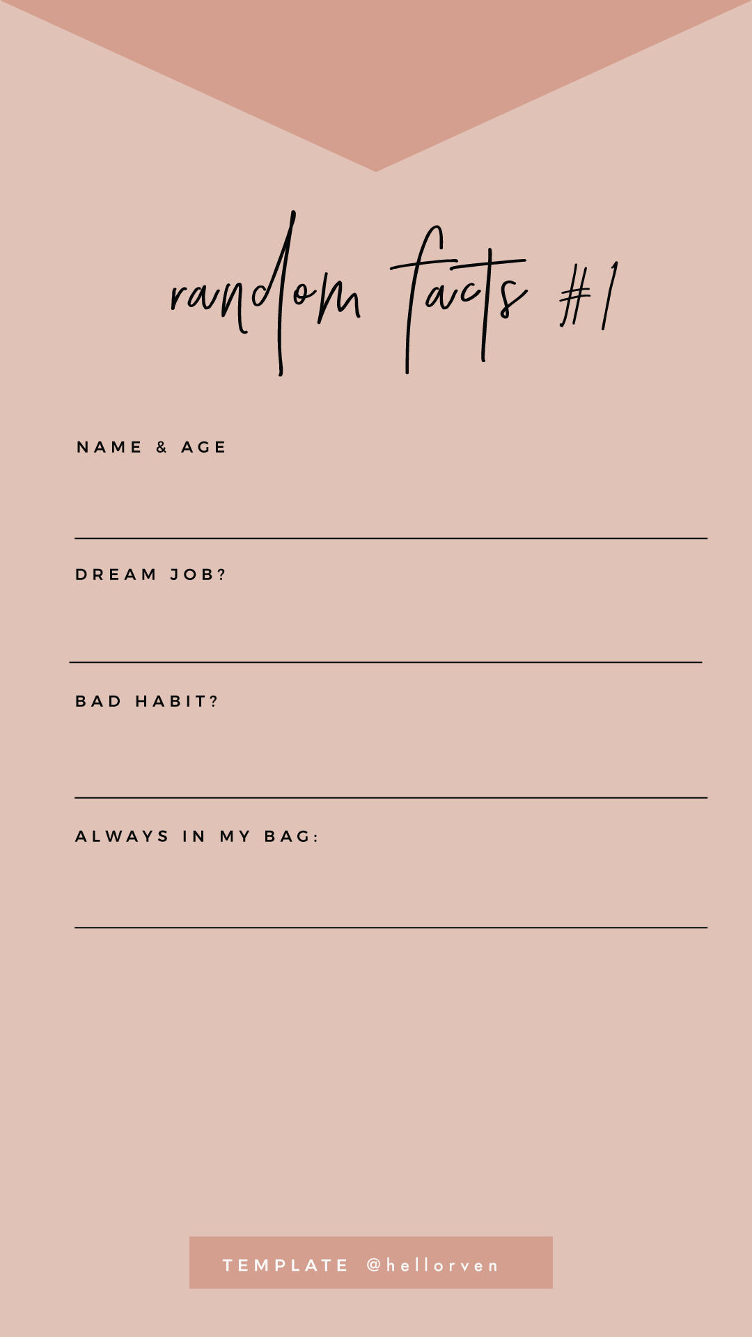 Instagram Story Templates | I've been wanting to create my own templates for some time now. Just click on the link and download.