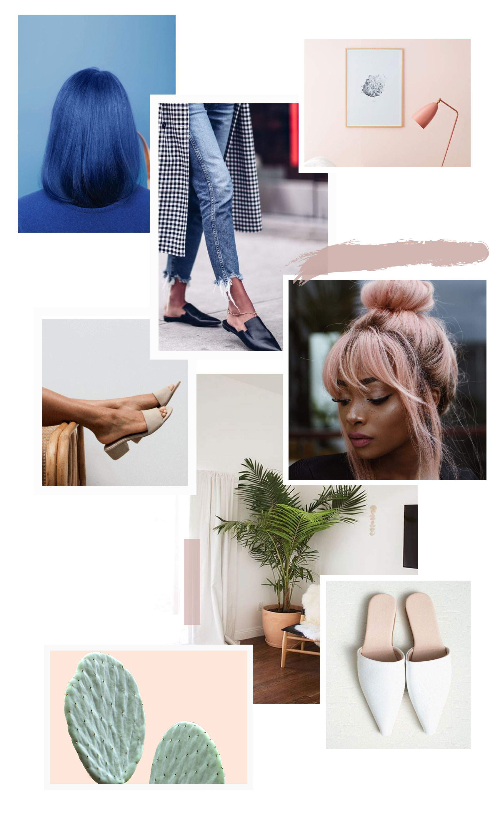 5 Things I'm Loving Right Now | A bit of design, hair and shoes for your timeline. Loving all of these right about now.