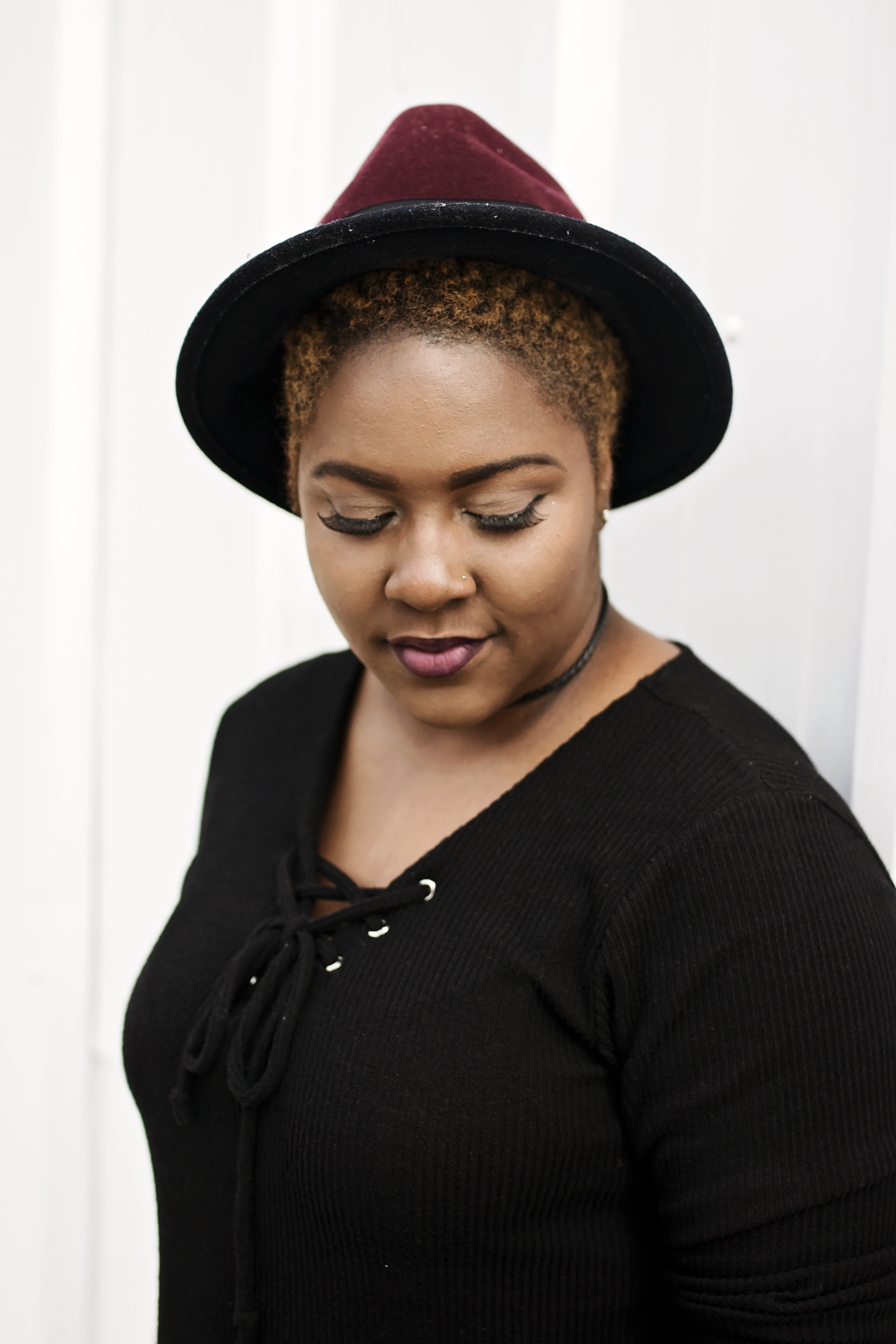 Black Girl Magic | I finally stepped out of my comfort zone and did a shoot with fellow blogger, Demi. This shoot had me feeling fearless and above all inspired to do more.