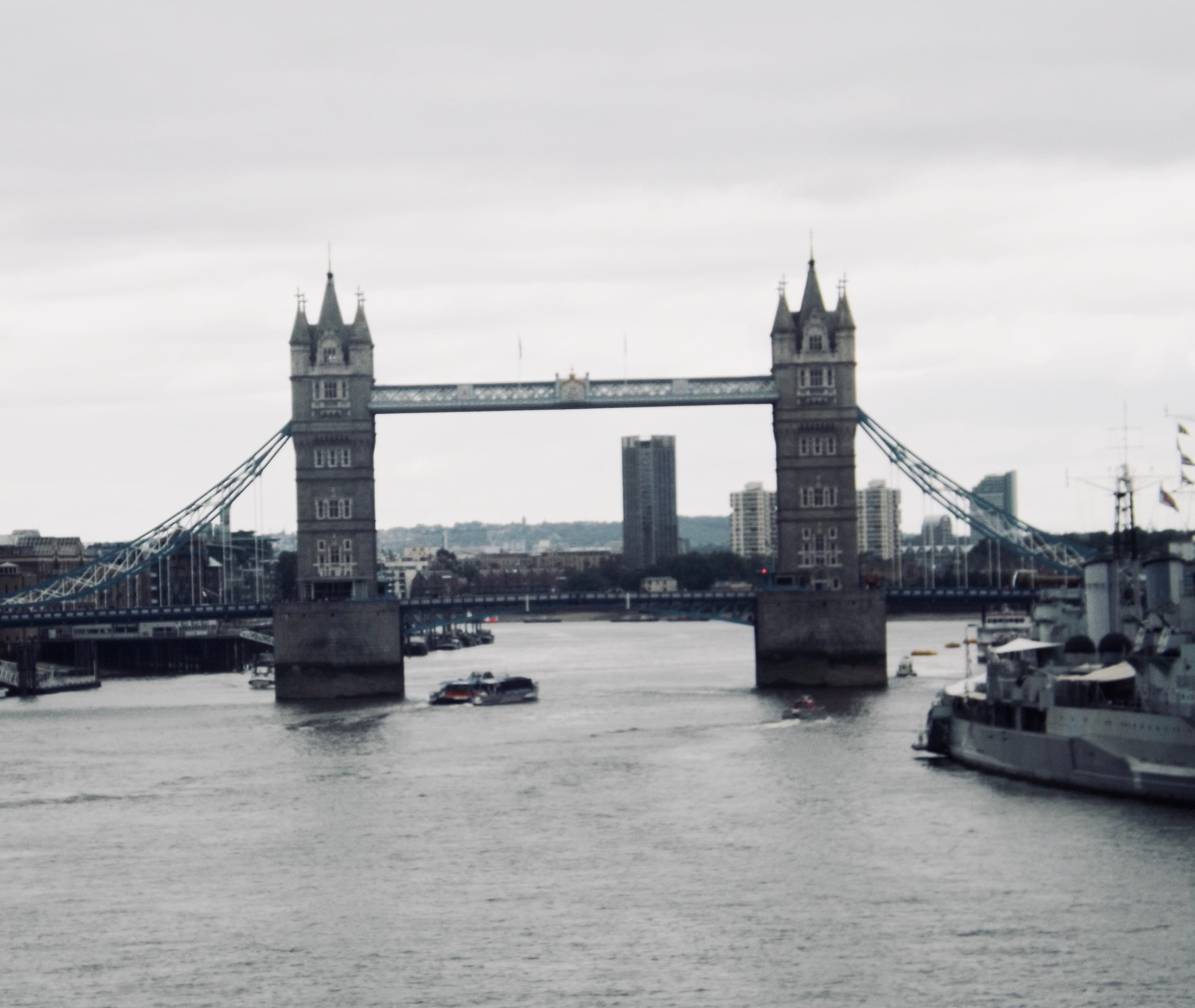 A Summer in London | I spent a part of my summer semester abroad in London. Read more to learn about my amazing experience.