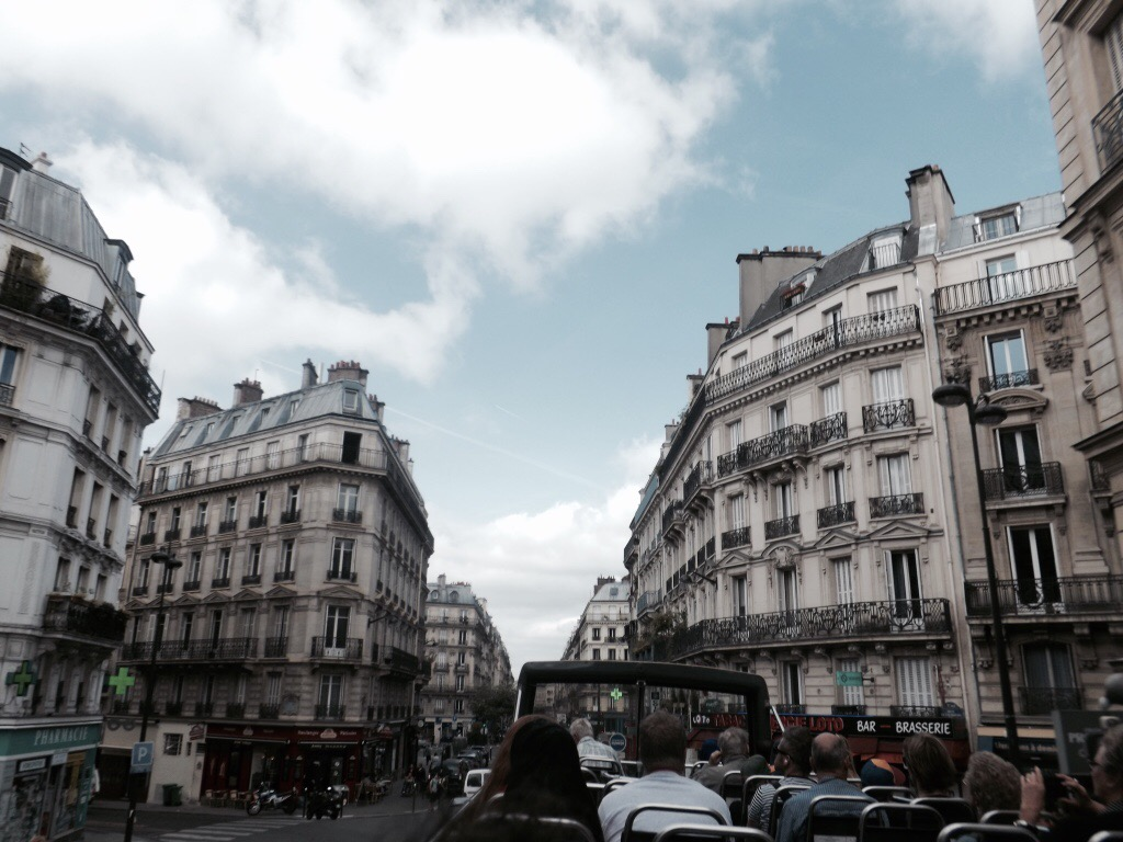 A Few Hours in Paris | Exploring the city during my study abroad trip and thought I'd share.