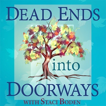 Welcome to Turning Dead Ends into Doorways, a podcast with lean-in moments where we practice navigating life to learn how to thrive through any life circumstance. Feel stuck on the threshold of potential change? Link is in bio. #doorway #sacredlife #doorways #intentionalliving #unstuck #mamabear #guide #lifecoach #wholeness #love #grateful #awareness #intuition #earthbased