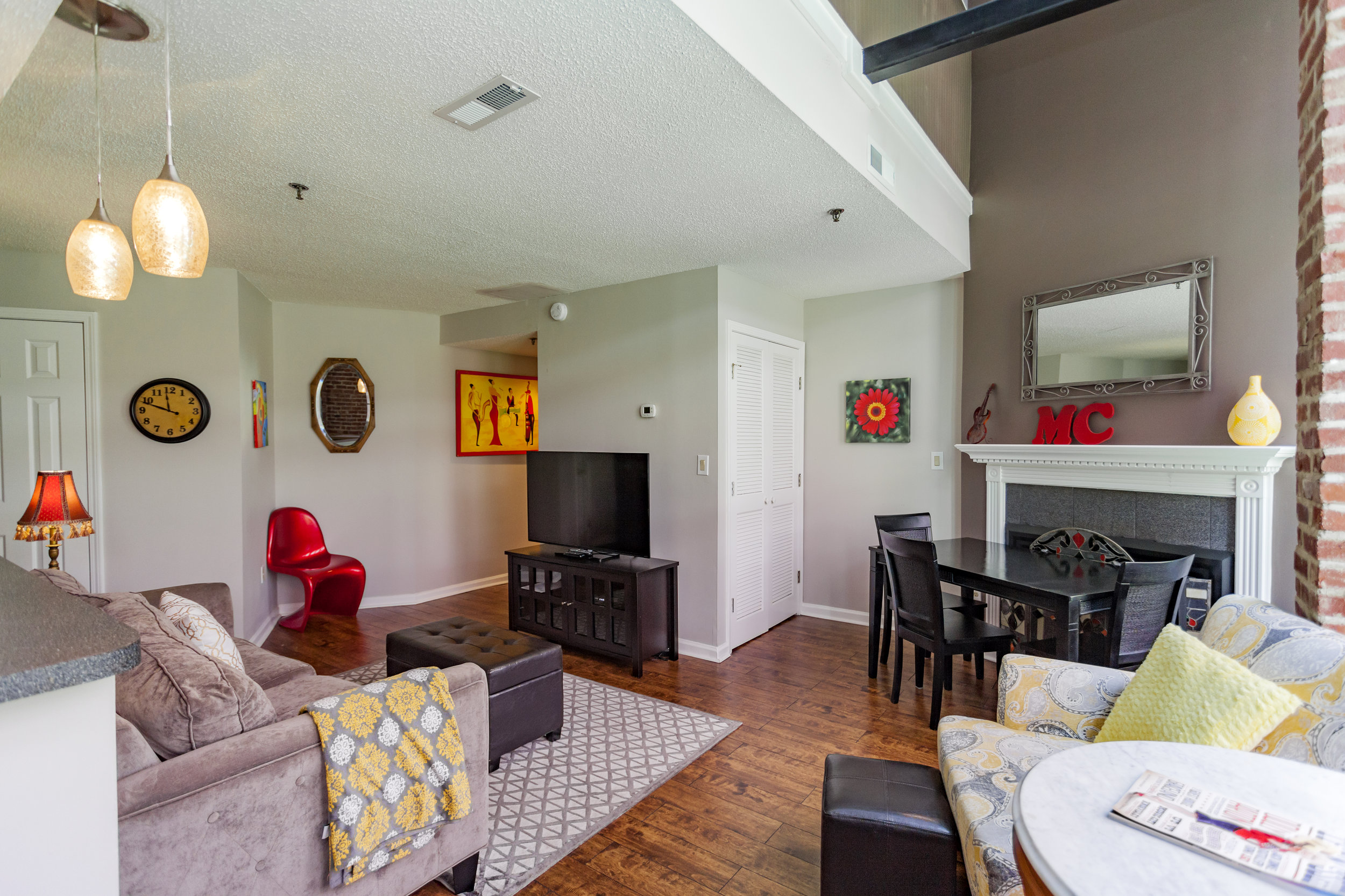 One Bedroom Apartment in Nashville