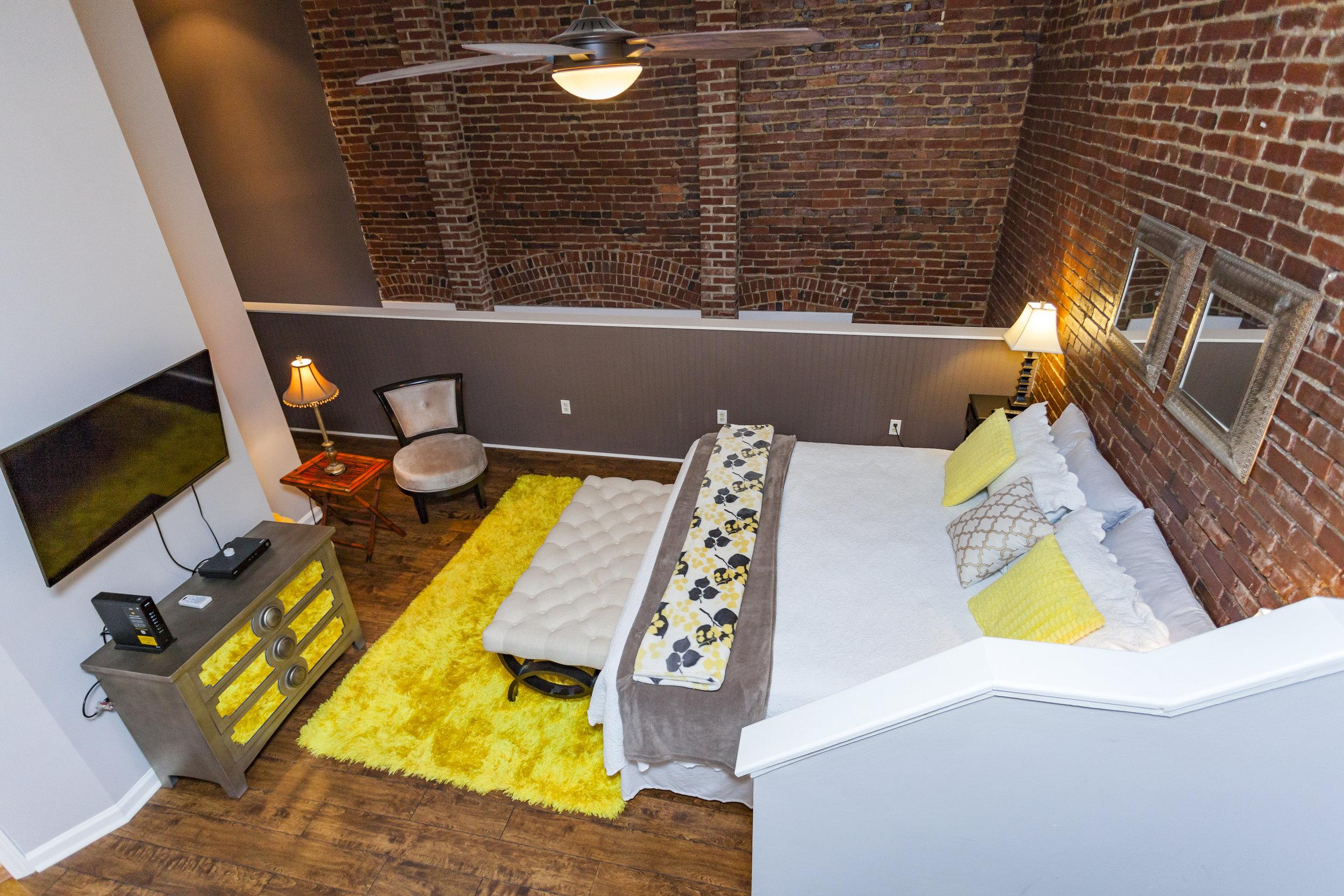 Luxury accommodations in Nashville