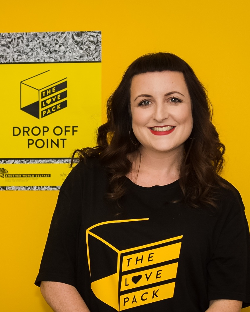 - Although AWB first launched in Autumn 2017, Becky has worked full time on The project since Feb 2018. At the time of our pop up, Becky was MD of a national retailer, having left Diageo to return home to Belfast after 13 years with the company, seven of which based in London.Before Another World Belfast and the huge lifestyle change that comes with the formation of a not for profit organisation, Becky enjoyed a progressive and interesting career. At Diageo she worked her way from an entry level role in Belfast to management at HQ in London. Working with many talented people and across many disciplines, specialising in data, process andchange management, and finding her happy place as Europe Creative Marketing Procurement Manager.