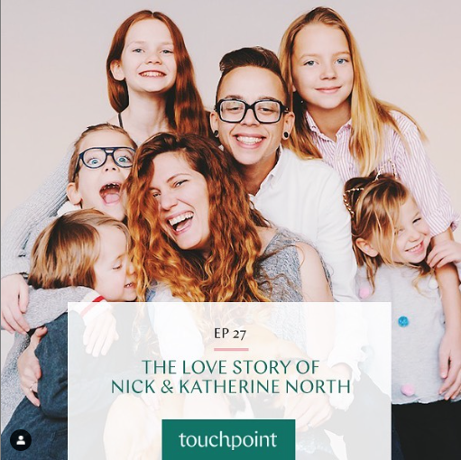 LOVE TOUCHPOINT - THE MOST COURAGEOUS LOVE STORY EVER TOLD WITH JARED MATTHEW WEISS