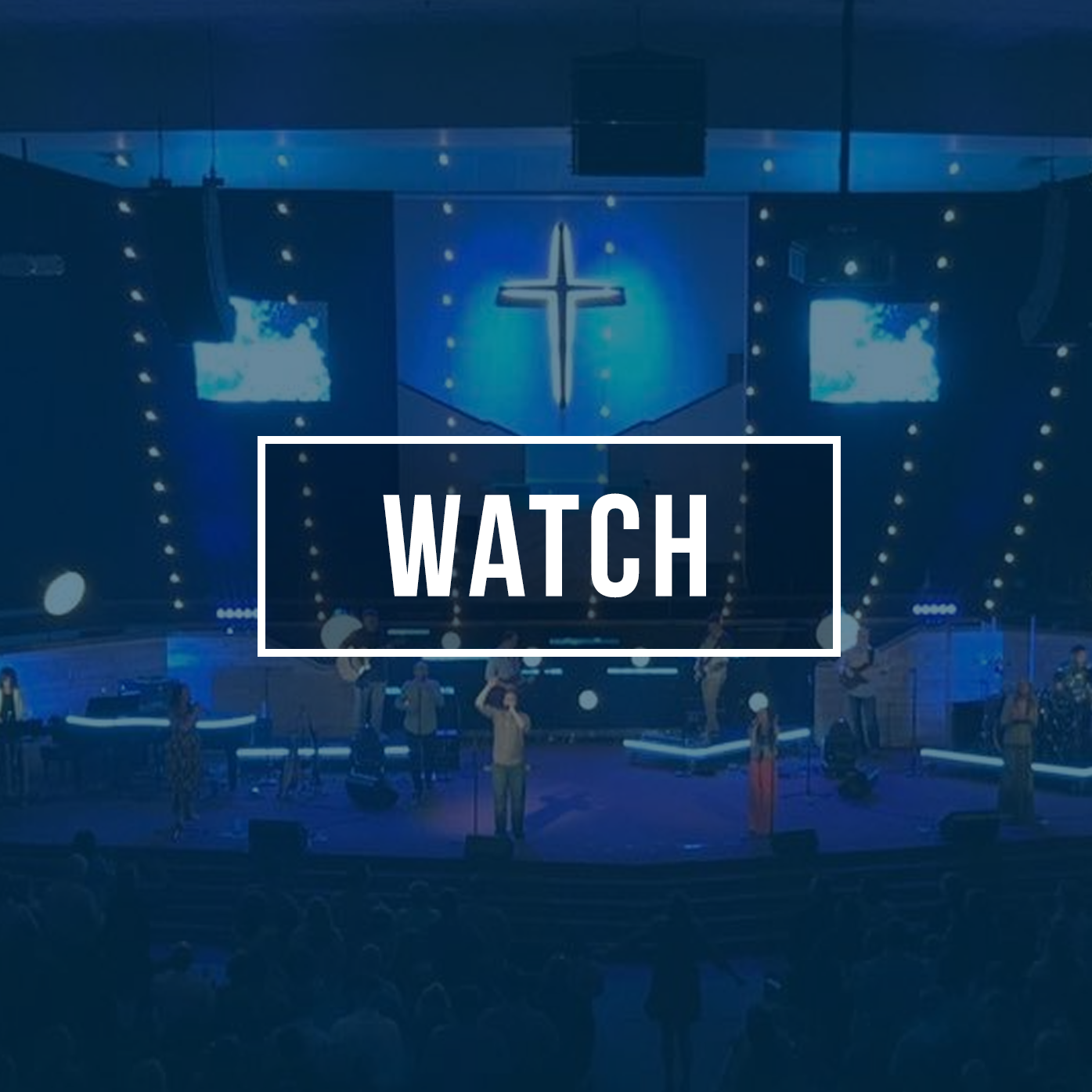 Watch On Demand - We get it. No one's perfect. There's bound to be a week or two where you just can't make it to church. We've got you covered.
