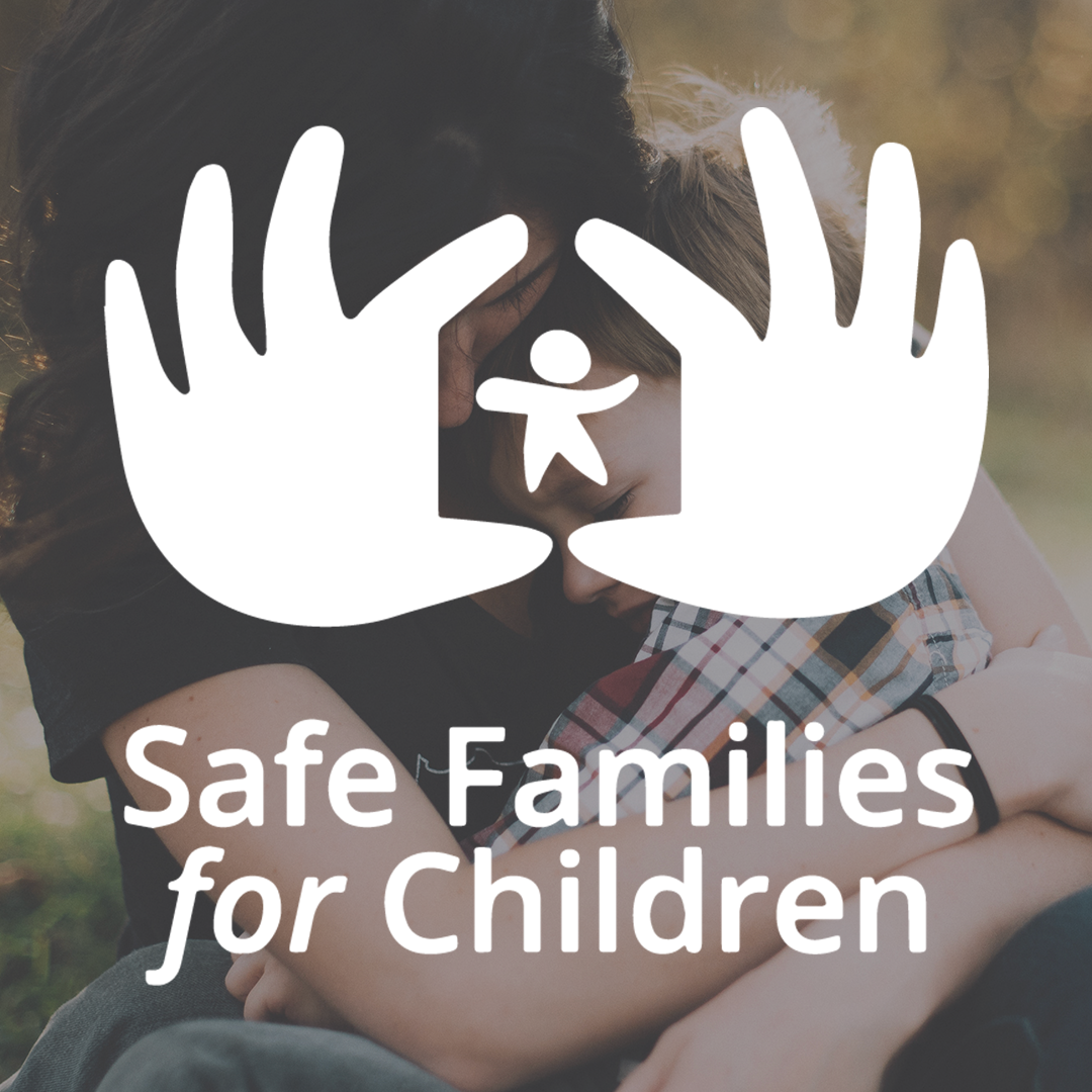 Safe Families - Safe Families for Children (Safe Families) is a volunteer movement that gives hope and support to families in distress.