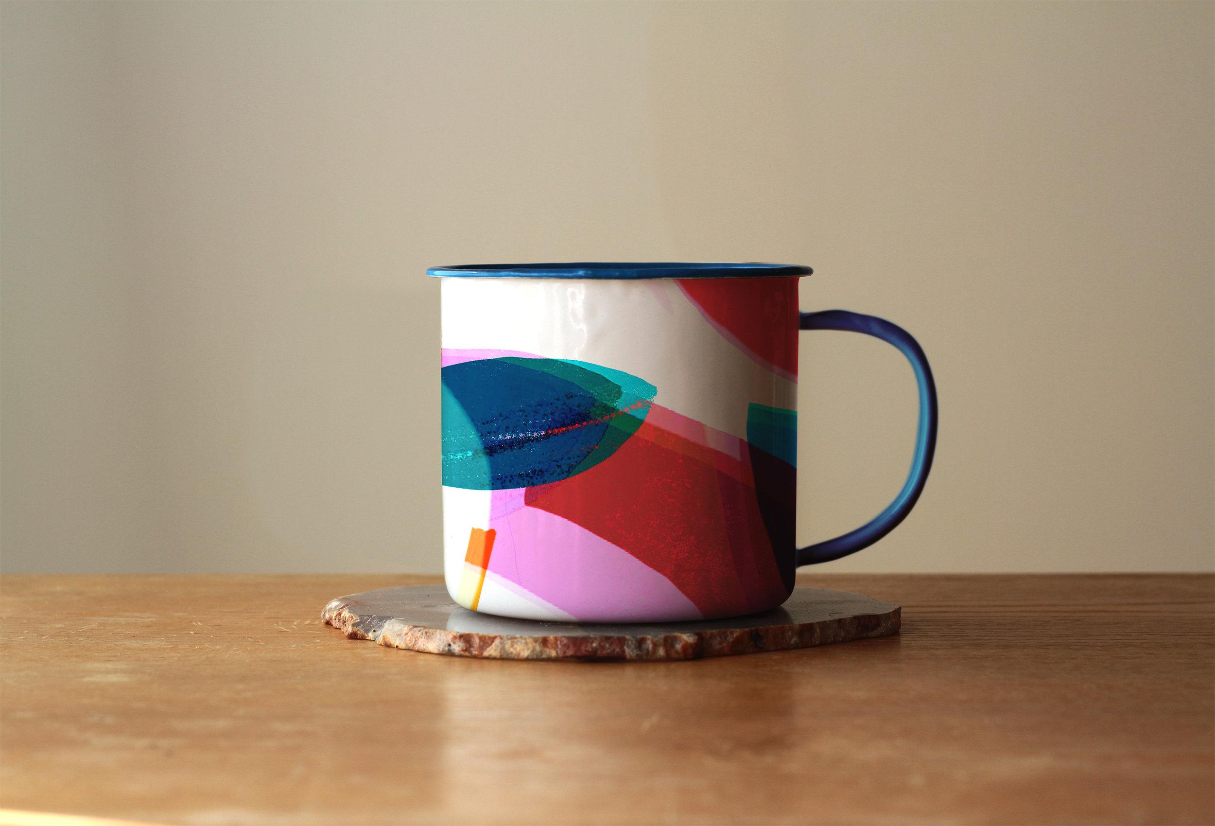 Speculative Summer Mug Design, 2019.