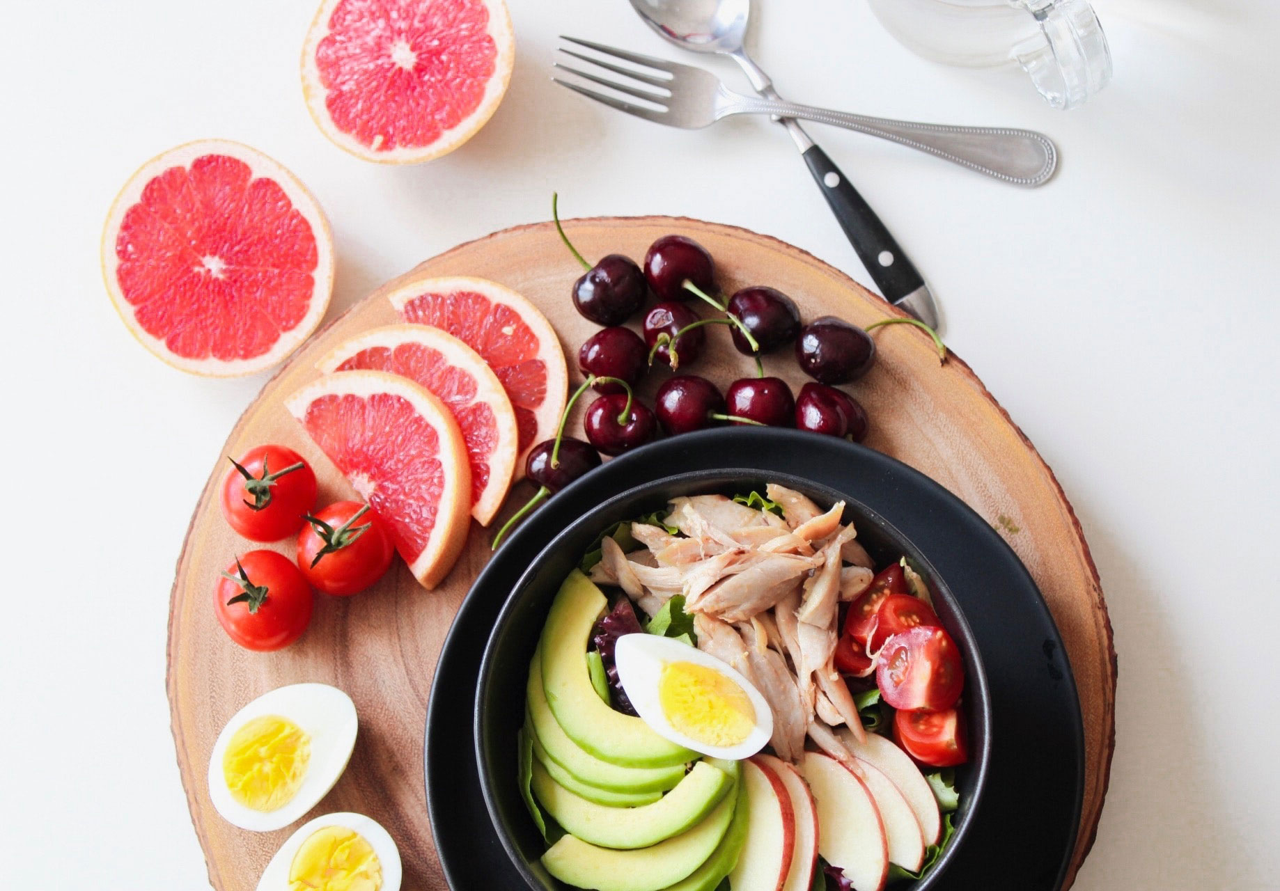 HEALTH TIP #2 - By Bryan Lucas | July 3, 2018A healthy diet is a key component of your overall wellness.