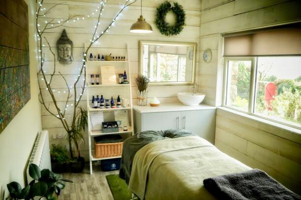 hot stone massage treatment gower swansea