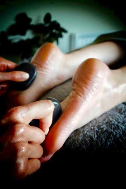 hot stone treatment in swansea