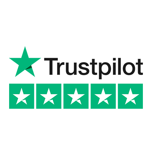 We're on Trustpilot, read our reviews >