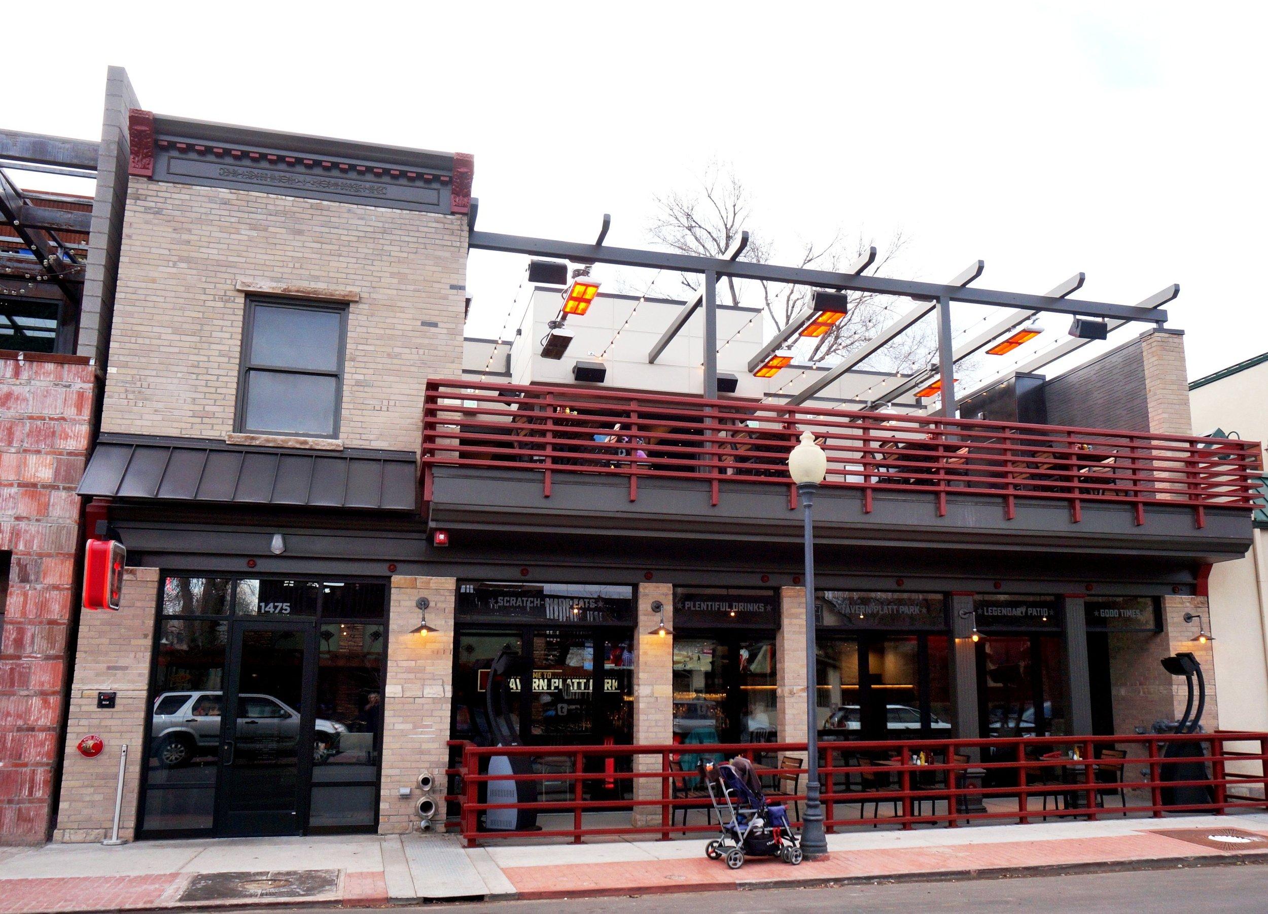 Tavern Platte Park - 1475 S Pearl St, Denver, CO 80210