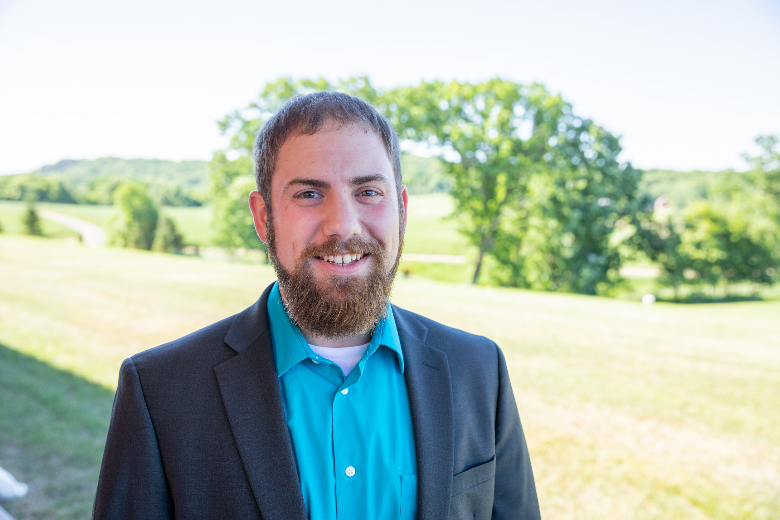ERIC BRANDT, Assistant Aquaculture Manager