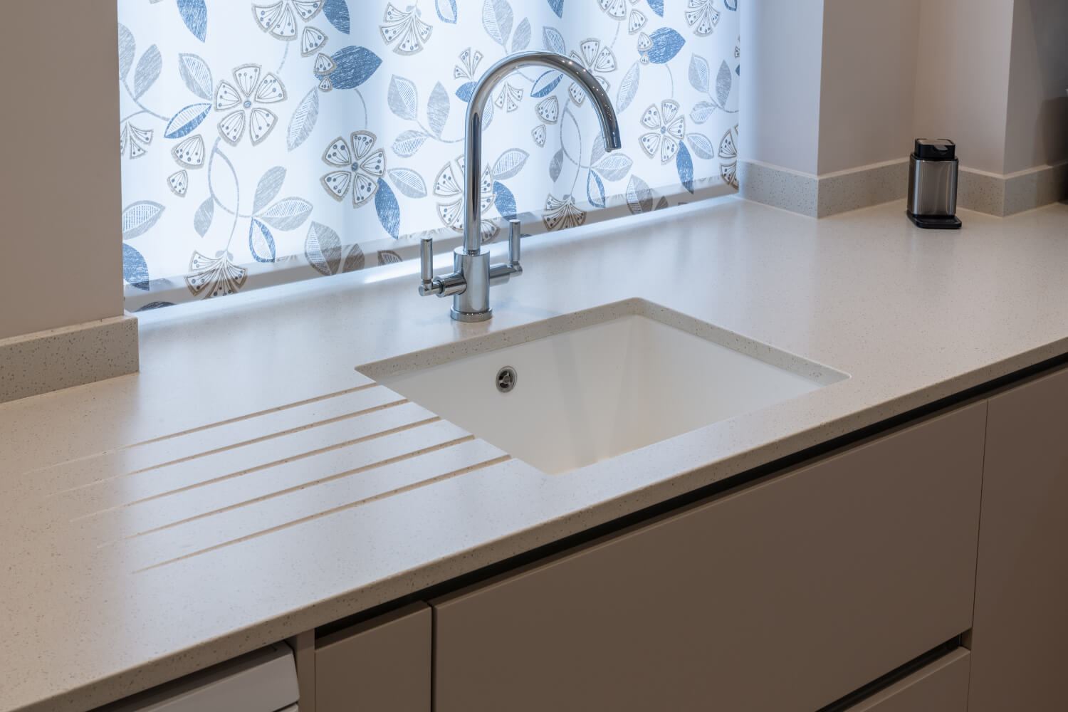 Mistral fabricated composite worktops