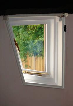Softwood window