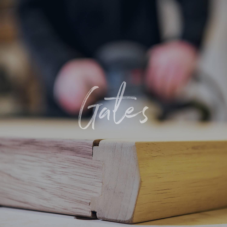 Purpose-Made Bespoke Gates.