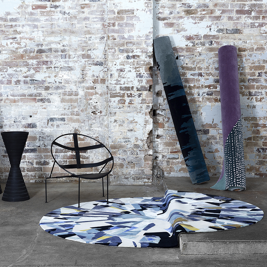 INCLUSION IN DESIGNER RUGS EVOLVE COLLECTION 19/20 -