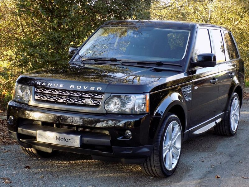 £15,990 Land Rover Range Rover Sport 3.6 TD